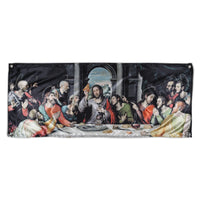 Last Supper Banner - PIZZA SKATEBOARDS