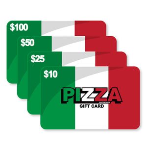 Gift Card - PIZZA SKATEBOARDS