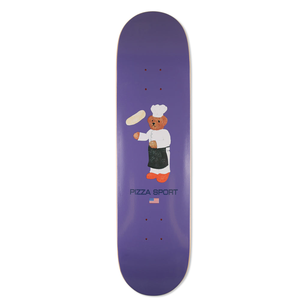 Pizza Sport Chef Deck - PIZZA SKATEBOARDS