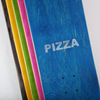 "Tri Logo Deck 8.875"" - PIZZA SKATEBOARDS"