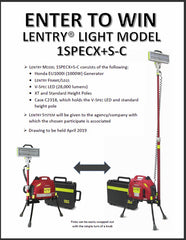 Lentry Portable Light System Giveaway