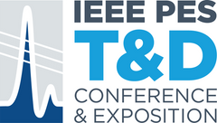 IEEE PES T&D logo (2018) - courtesy ieee-d.org