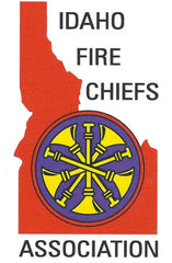 Logo of the Idaho Fire Chiefs Association