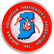 Indiana Volunteer Firefighter's Association, Inc. logo (IVFA)