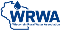 logo of WRWA (Wisconsin Rural Water Association), courtesy wrwa.org