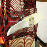 20-inch prop on a Ventry Fan, guard removed