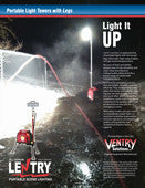 LENTRY Power and Light System main brochure