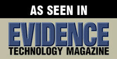 As seen in Evidence Technology magazine as crime scene investigation tools