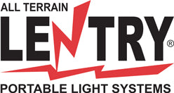 All-terrain LENTRY Portable Scene Lighting Systems