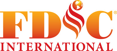 Logo of Fire Department Instructors Conference (FDIC), courtesy fdic.com