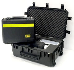 Military-grade V-Spec Cases are now included with several Lentry portable LED work lights.