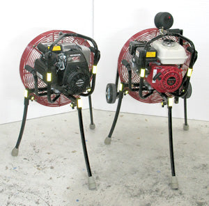 VENTRY Fans with GC160 engine and GX200 engine