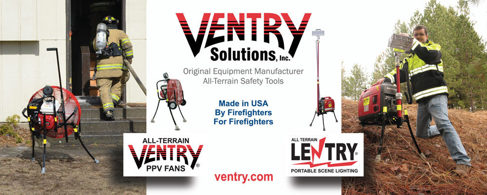 FDIC banner for VSI showing Ventry Fans and Lentry Lights
