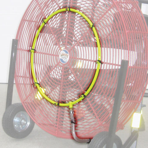 Ventry Fan Accessory: Cooling Misting Ring