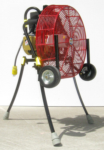 The new Ventry Electric PPV Fan, model 20EM3550.