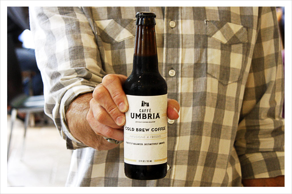 Caffe Umbria Bottled Cold Brew Coffee