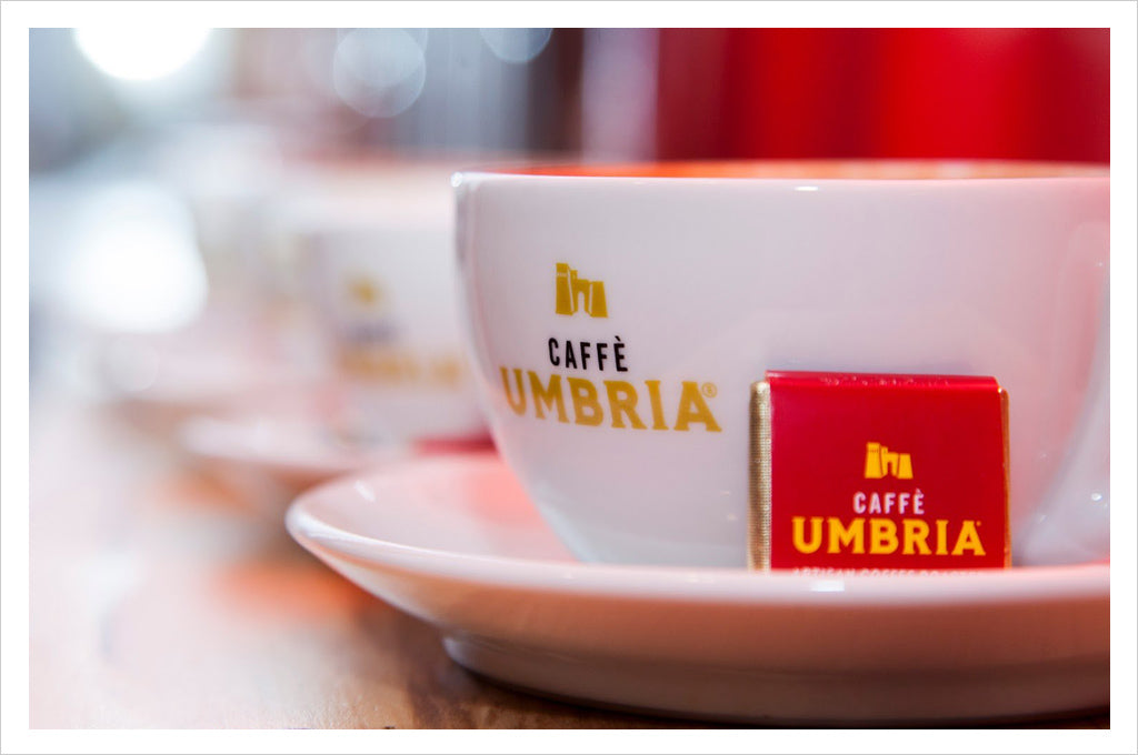Caffe Umbria Coffee