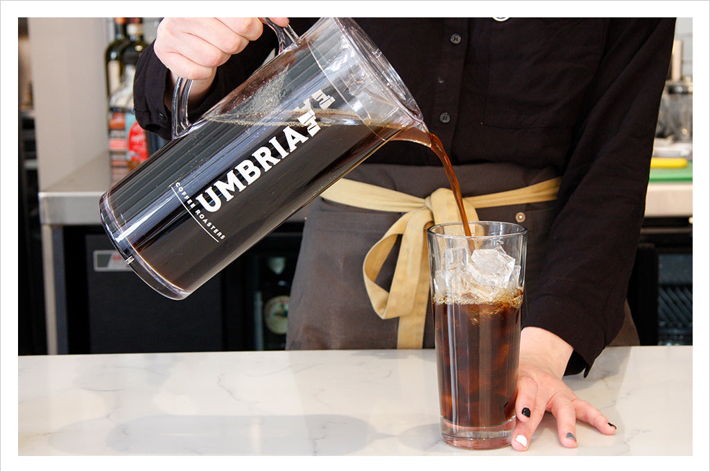 Caffe Umbria Cold Brew Concentrate
