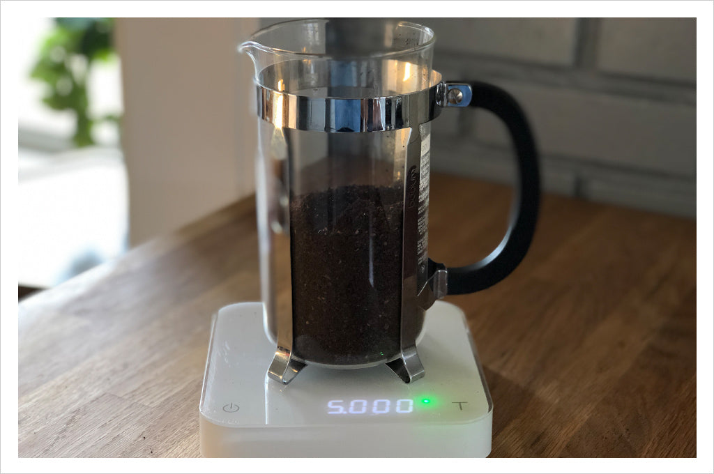 Make Cold Brew Coffee in a French Press