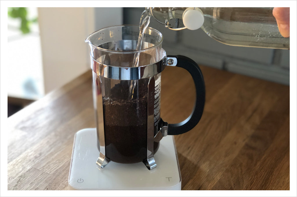 DIY Cold Brew Coffee at home