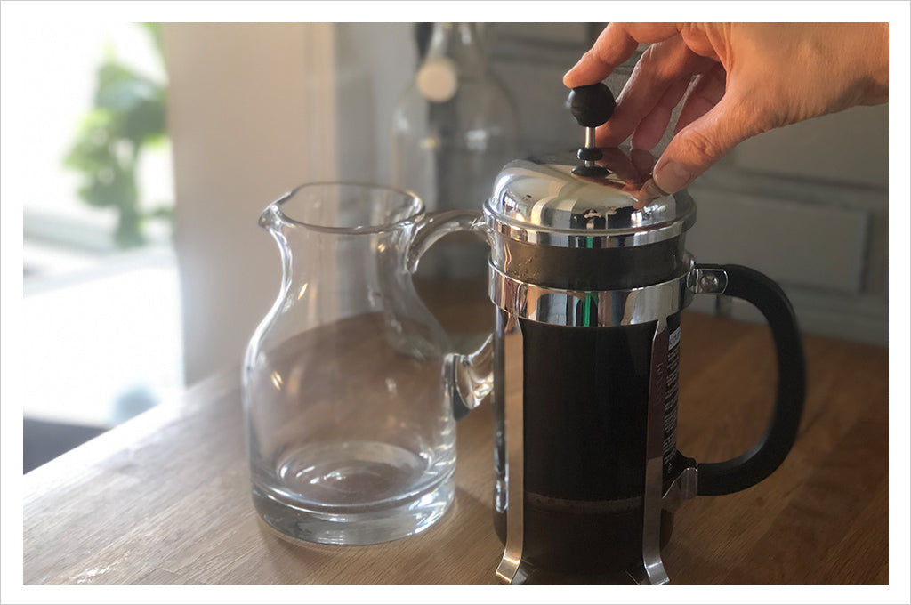 DIY: Cold Brew Coffee