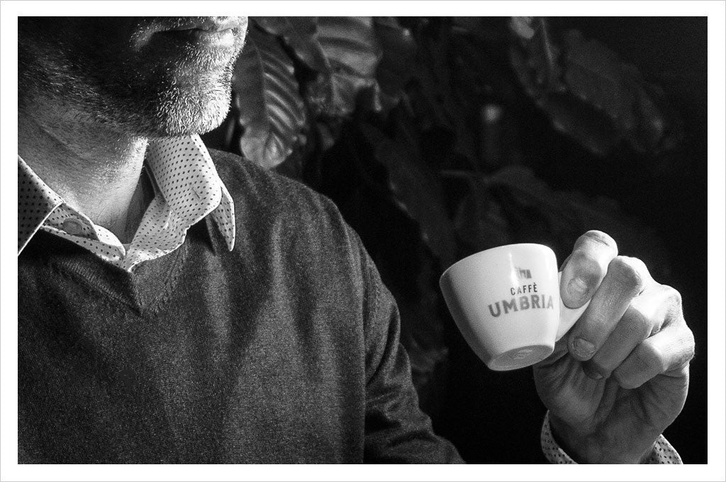 Free espresso for dads at Caffe Umbria cafes on Sunday, June 18th - Father's Day
