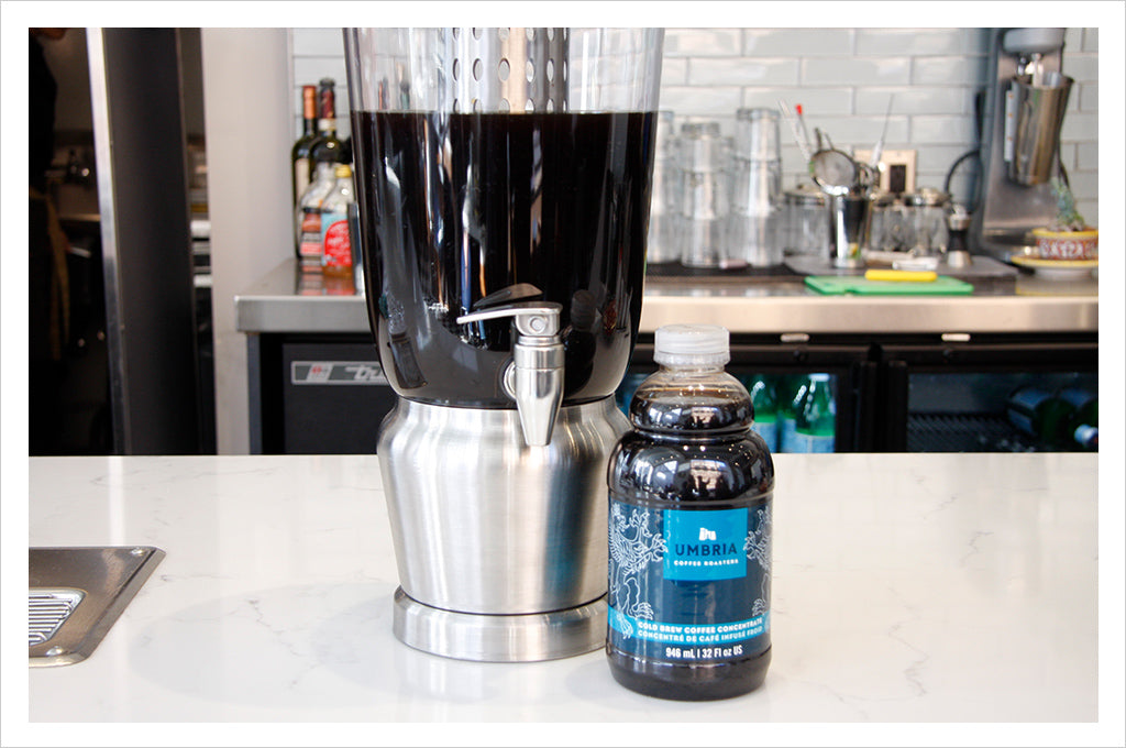 wholesale cold brew concentrate for batch brew