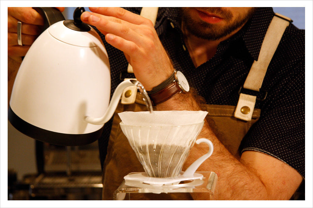Brewing The Perfect Cup Of Coffee With The Hario V60 Caffeumbria