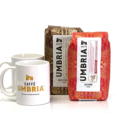 Logo Mug Gift Set - Double