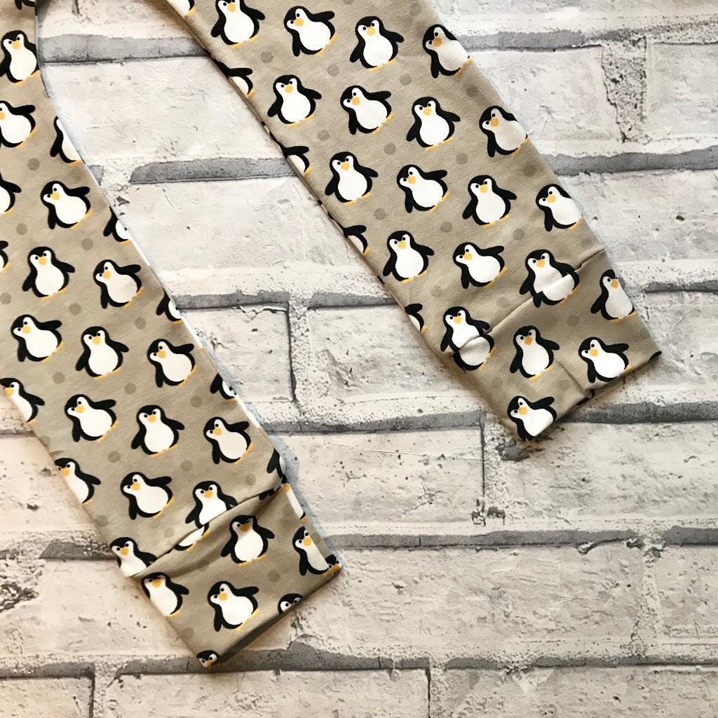 Pingu the Penguin Beige Baby & Toddler Leggings