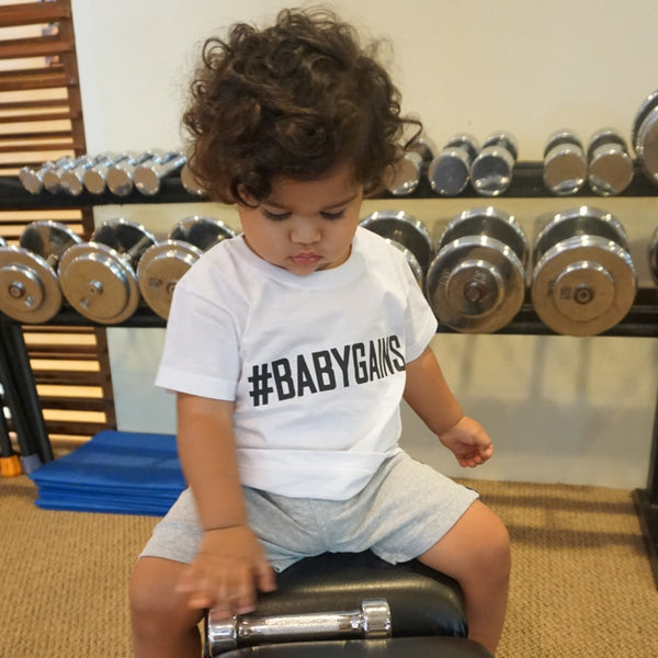 Baby Gains Unisex Baby & Toddler Tee