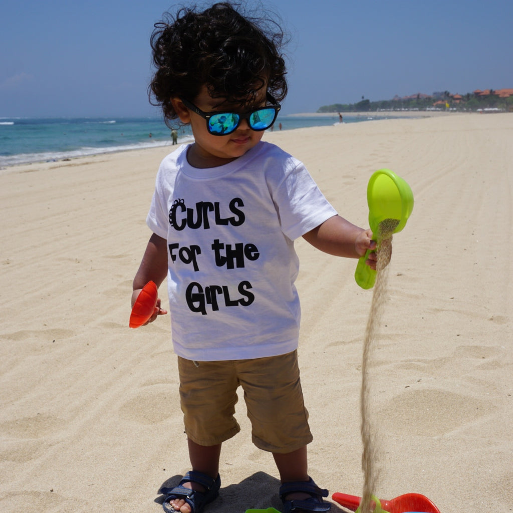 Curls for the Girls Unisex Baby & Toddler Tee