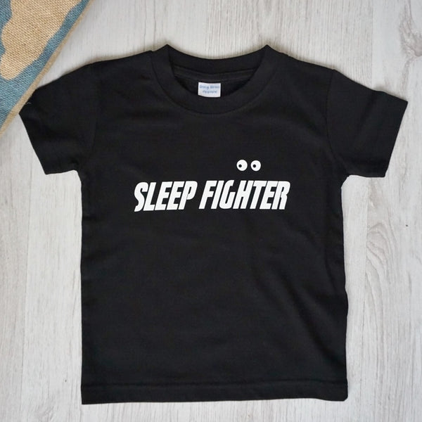 'Sleep Fighter' Baby & Toddler Tee