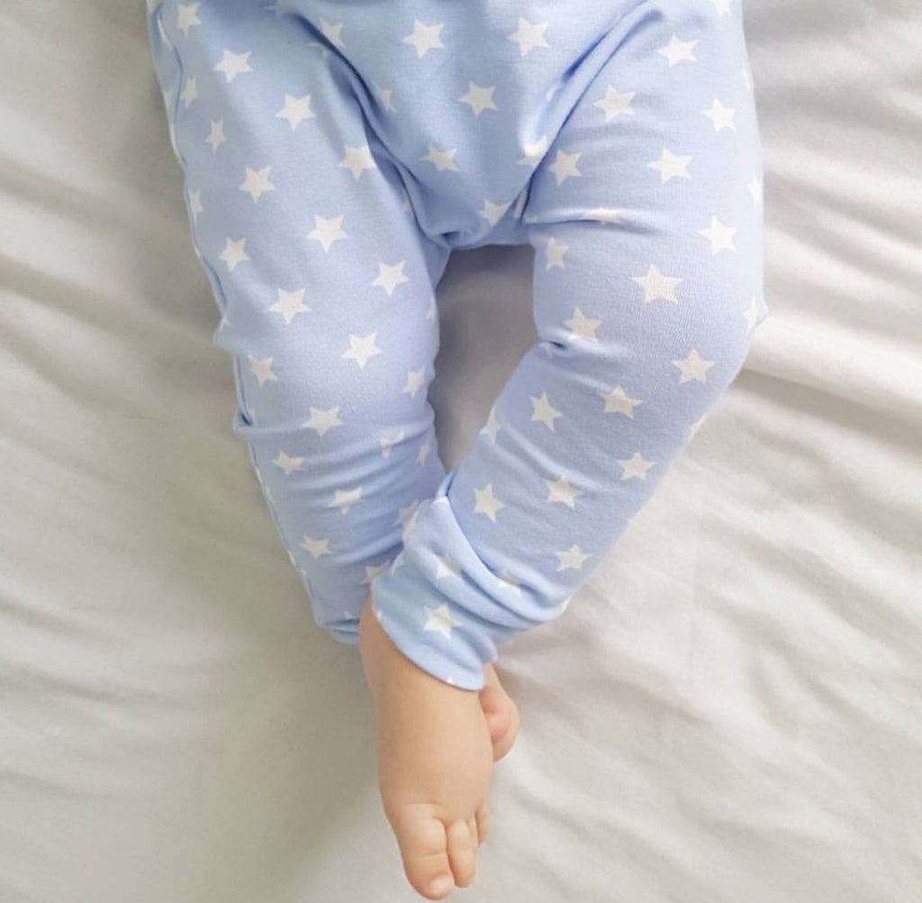 Baby Blue Star Baby & Toddler Leggings