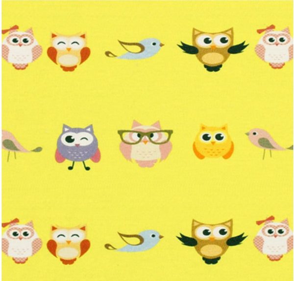 Yellow Ollie the Owl & Friends Baby & Toddler Leggings