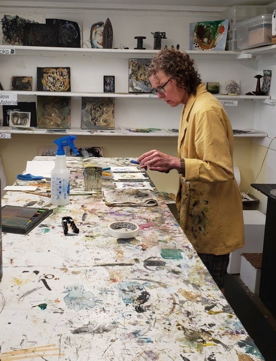 October Featured Artist: Frances Smersh