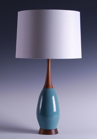Pin Table Lamp
