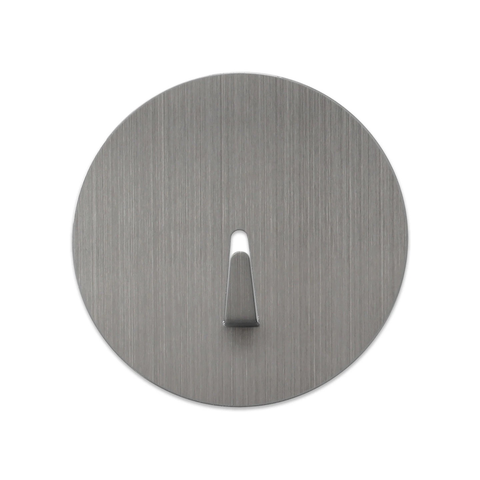 Magnetic Hook, Large Stainless Steel
