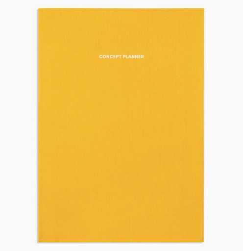Concept Planner, Yellow