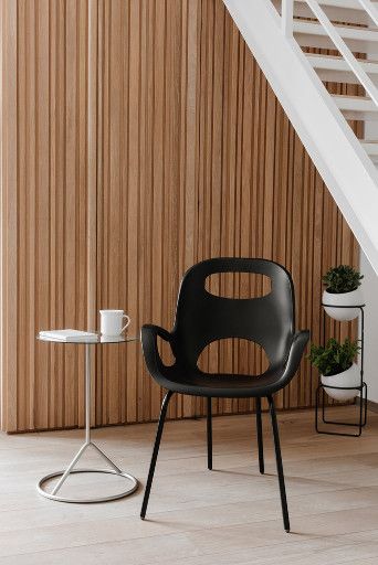 Oh Chair, Black