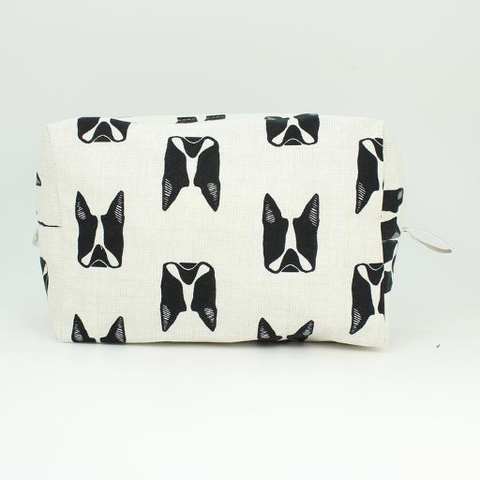 French Bulldog / Boston Terrier Dopp Kit