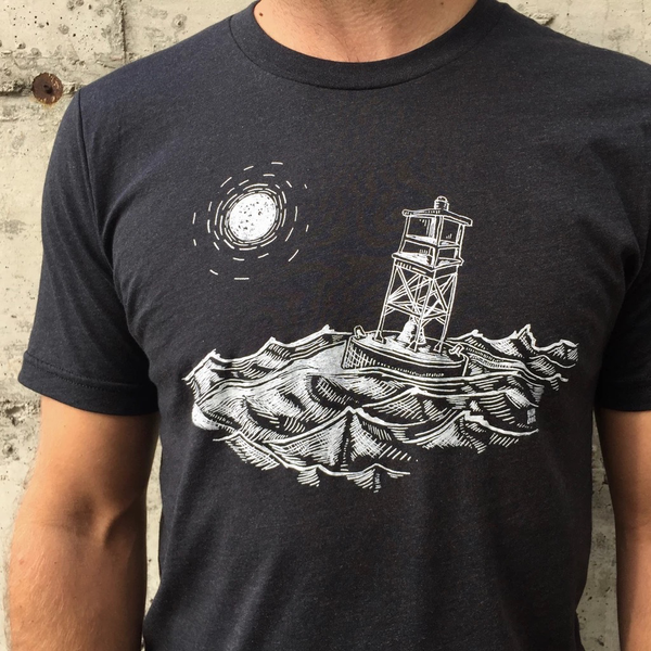 Stormy Sea T-Shirt