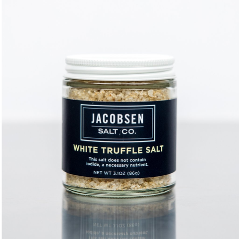 Infused White Truffle Salt