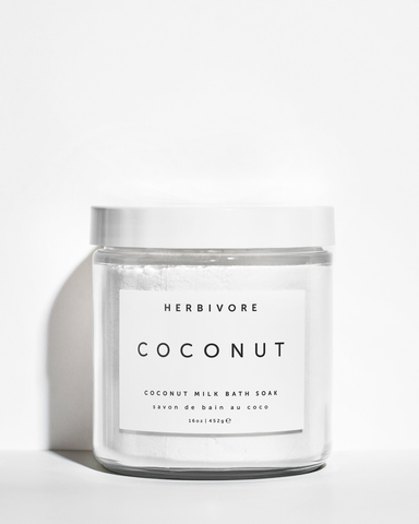 Coconut Bath Soak, 16oz
