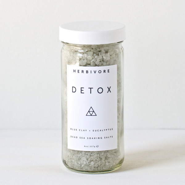 Herbivore Detox Dead Sea Bath Salts