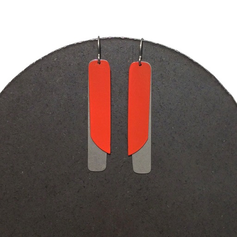 Earrings: Peur Pas (Fear Not)