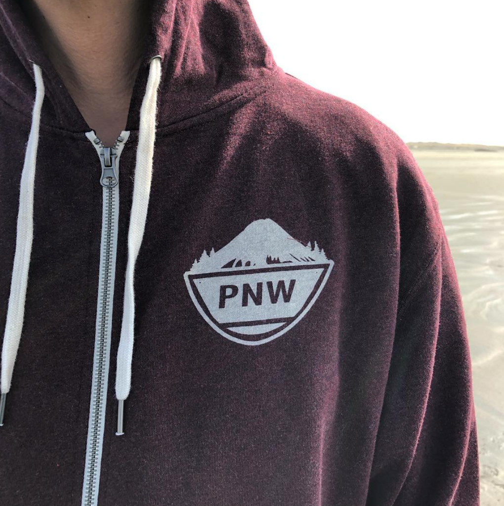 PNW Hoodie, 3 color options