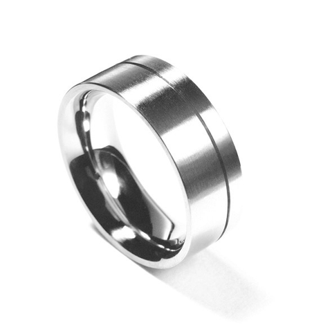 Stainless Steel Ring, 118