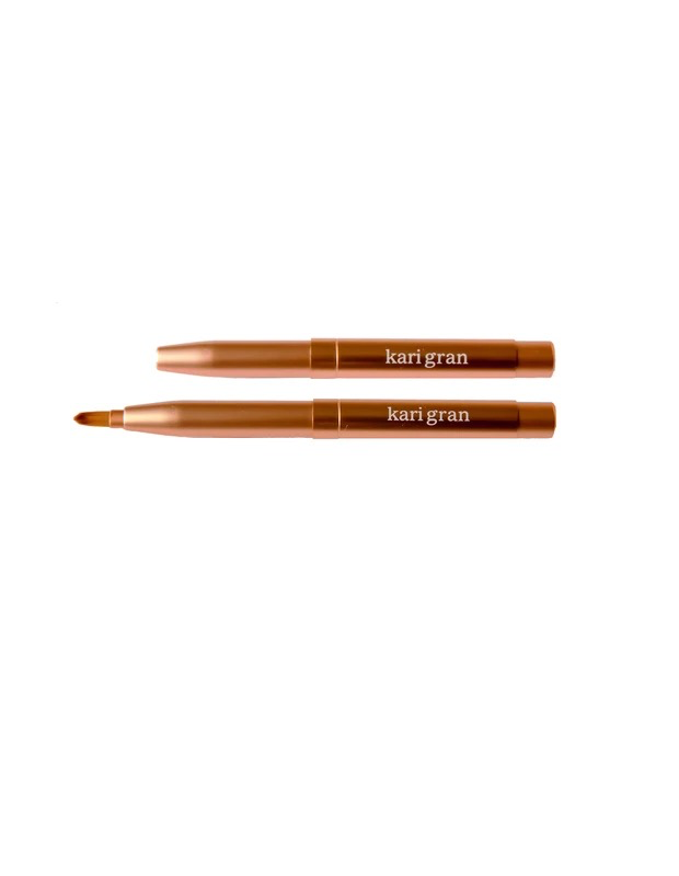 Kari Gran Retractable Lip Brush