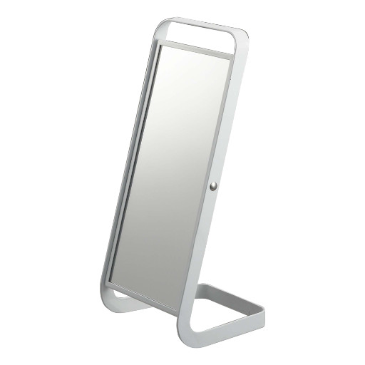 Tower Mirror, White